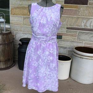 Christopher & Banks Floral Print Dress